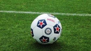 Carolina_Railhawks_vs_LA_Galaxy_NASL_ball